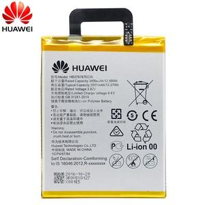 Image 3 - Hua Wei oryginalny wymiana baterii telefonu HB376787ECW dla Huawei honor V8 baterii telefonu 3500 mAh