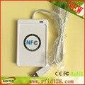 13.56MHZ  RFID NFC Smart Card Android NFC Reader Writer # ACS ACR122U read writer Ntag213 NFC Tag/S50 chip card/ UID Card &SDK