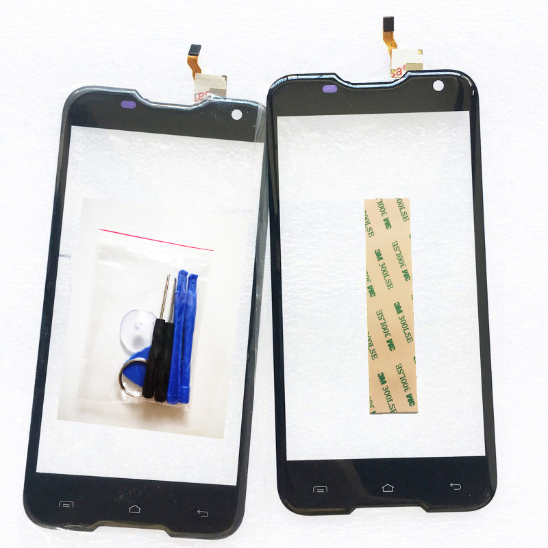 5.0 inch Digitizer For Blackview Bv5000 Touch Screen Front Glass Panel Outer Lens Sensor Touchpad Bv5000 Touchscreen 3m Tape