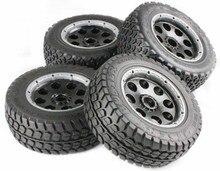 1/5 scale R/C Baja 5T Terminator Wheels & Tyres Front & Rear 4pcs – HPI KM BAJA