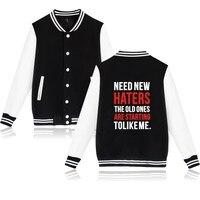 BTS Kpop Album BEGINS Same Paragraph Print Baseball Women Hoodies Korea Autumn Winter Warm Sweatshirts Cotton