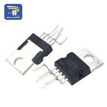 10 pces tda2030 tda2030a linear amplificador de áudio curto-circuito e proteção térmica ic