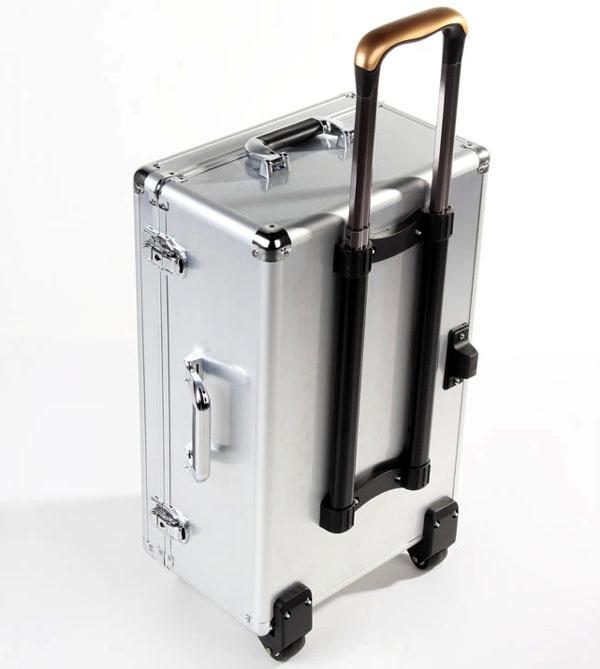 Full Aluminum Trolley Case / Draw-bar Case / Travelling Case / Piggy Bag For Phantom 1/ 2 / Vision + Plus