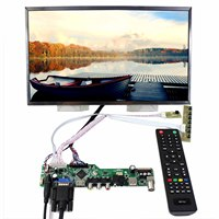 ТВ HDMI VGA AV USB аудио ЖК дисплей плате контроллера + 14 дюймов B140RW01 LP140WD1 1600x900 ЖК дисплей Экран