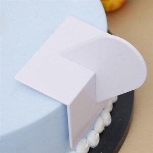 Антипригарный DIY полировщик для торта, Гладкие инструменты для помадки, инструменты для торта, форма для полировки поверхности, кондитерские формы для горячих продаж
