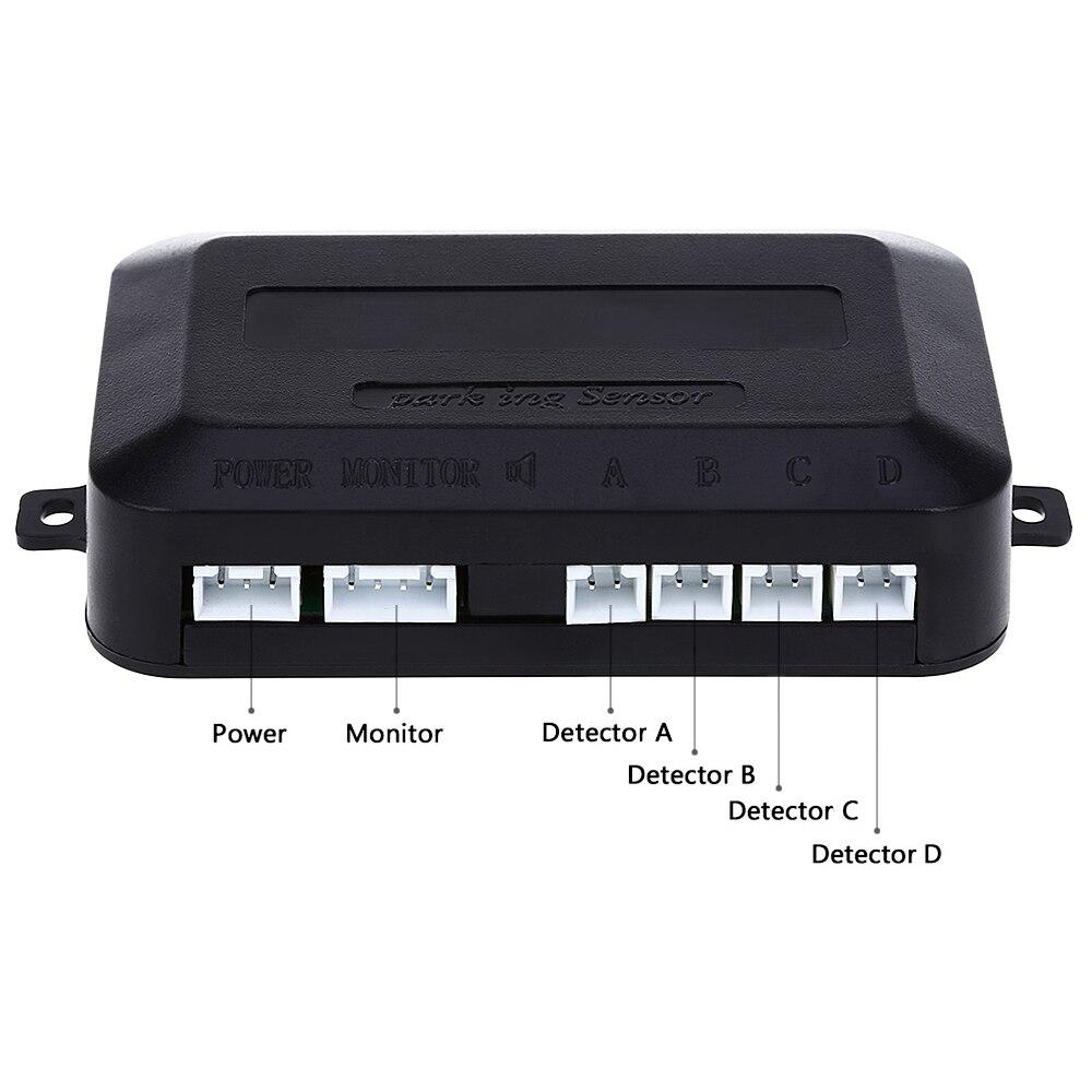 Sensor de aparcamiento LED Pantalla de retroiluminación Auto Car - Electrónica del Automóvil - foto 4