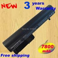 9Cell Battery for HP COMPAQ EliteBook 2530p 2540p nc2400 nc2410 2510p HSTNN DB65