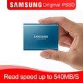 Samsung Portatile SSD T5 250 GB 500 GB 1 TB 2 TB Esterno A Stato Solido HD Hard Drive USB 3.1 gen2 (10 Gbps) per il computer portatile e pc