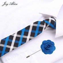 2018 office group tie set cotton Men Tie Neck Ties 6cm Pink Blue for Formal Wear Business Suit  Gravatas