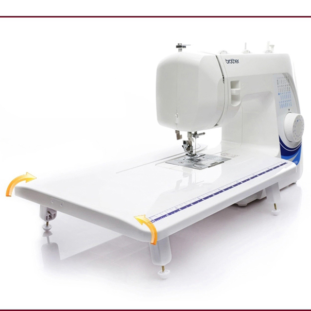 Extension Table For Brother Sewing Machine GS40 GS40 GS40 Simple How To Use The Brother Sewing Machine