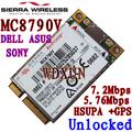 Unlocked Sierra Wireless MC8790V embedded wireless 3G Wwan modules 7.2Mbps