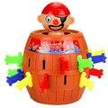 Pirate Ствола Игры Игрушки Лаки Stab Pop Up Игрушка Рождественский Подарок Для Детей Детей