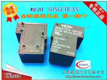 HOT NEW 855AP-1C-C-12VDC 855AP-1C-C 12VDC 855AP-1C 855AP DC12V T90 30A DIP5 фото