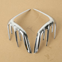 Motorcycle Chrome Passenger Speaker Outer Trim For Honda Goldwing GL1800 06-15 2008 2009 2012 2014 2015 chrome motorcycle passenger speaker outer trim case for honda goldwing gl1800 2006 2015 2007 2008 2009 2010 2011 2012 2013 2014