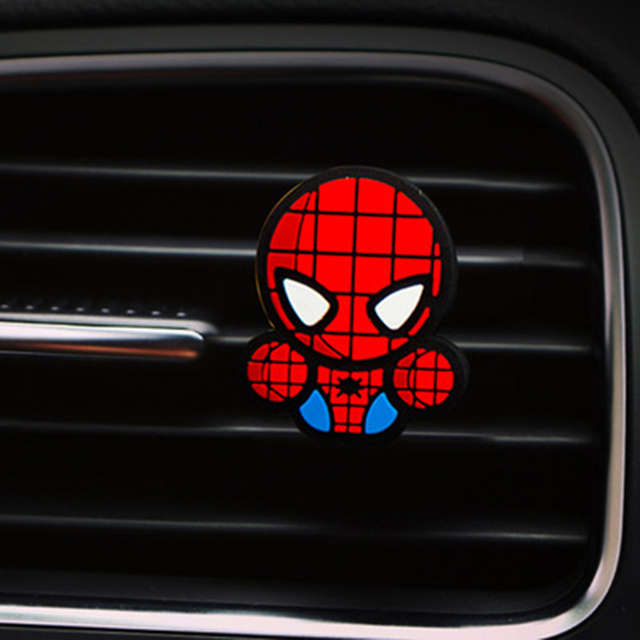 Avenger Perfume Clip Air Freshener Car Accessories