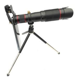 Image 5 - SNAPUM téléphone portable HD 4K 36x télescope caméra Zoom optique téléphone portable téléobjectif pour iphone samsung oppo vivo xiaomi