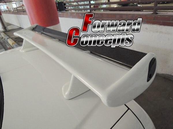 FOR CARBON FIBER BLADE SKYLINE GTR GTT R34 R33 GTS R32 G35 REAR WING TRUNK SPOILER
