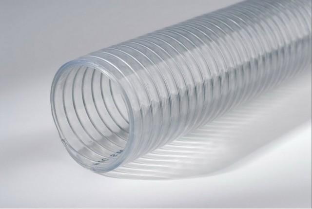 Transparent Wasserleitung Pvc Stahldraht Schlauch Sanitar Schlauch