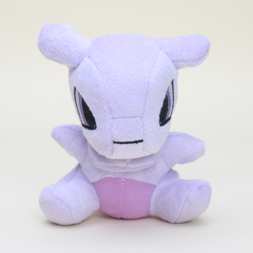 14cm Mewtwo Plush Toy Stuffed Toys Dolls Doll Gifts For Children