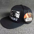 Star Wars Snapback Caps Adjustable Cotton  Cool Strapback Letter Baseball Cap Bboy Kpop Hip Hop Hats For Men Women
