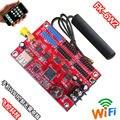 FK-6W2 WI-FI Управления LED Карты Поддержка Полноцветный СВЕТОДИОДНЫЙ Знак, обновленная Программа через Мобильное Приложение или usb-диск