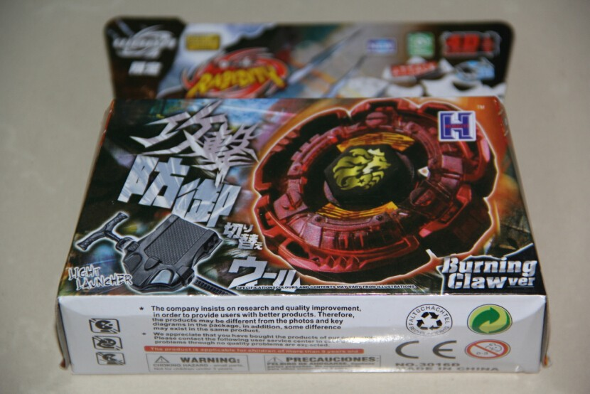 1pcs-Beyblade-Metal-Fusion-Metal-Fang-Leone-W105R2F-Limited-Edition-WBBA-Burning-Claw-Version-Red-Beyblade (1)