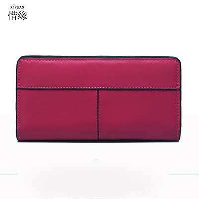 2018 Style Wallet Women Purse Luxury Brand Women Leather Handbags Card Phone Long Wallet Crocodile pattern Wallets Female Purse qiwang fashion women wallets snake pattern leatherl wallet purse for women real leather hole design female long wallet women
