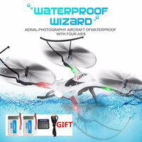 JJRC H31 RC Drone 6Axis Professional Quadrocopter Can Add With Camera Battery Helicopter Waterproof Resistance Vs