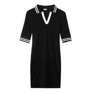 Vestidos mujer women summer dress 2019 casual black party dresses slim midi dress women clothes sexy robe femme vestido de festa