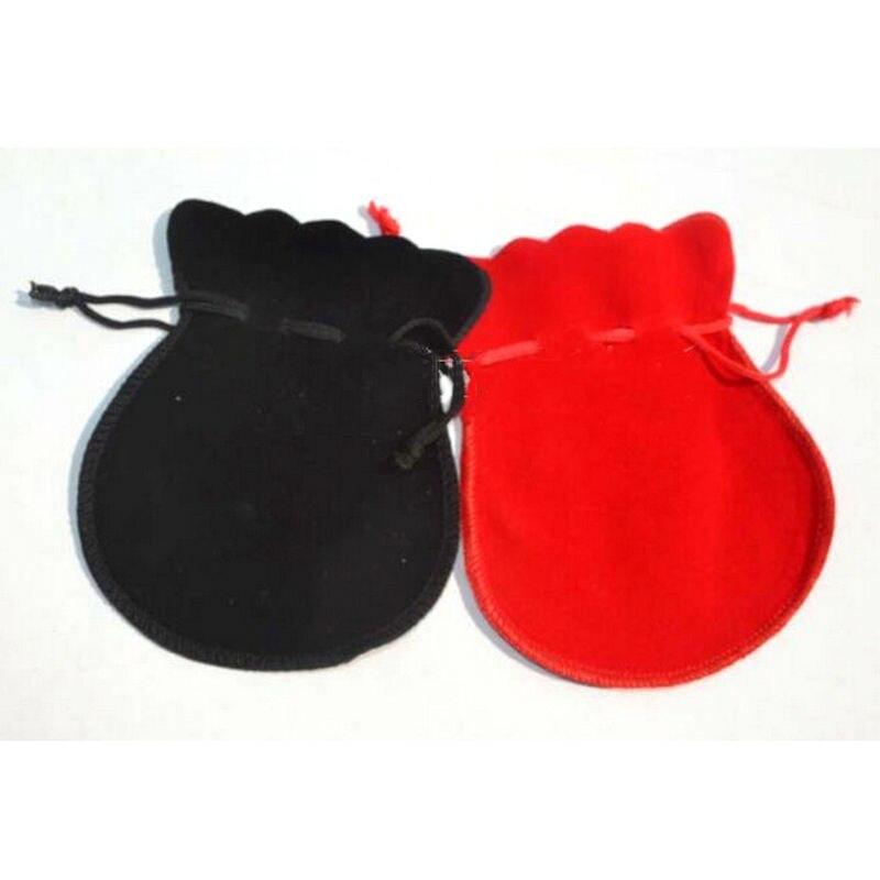 5 шт., бархатная сумка на шнурке, маленькая сумка для свадебного подарка, сумка для хранения, праздничный подарок 5*7 см, черный, красный цвета|gift bag|gift giftsgift bags wedding | АлиЭкспресс
