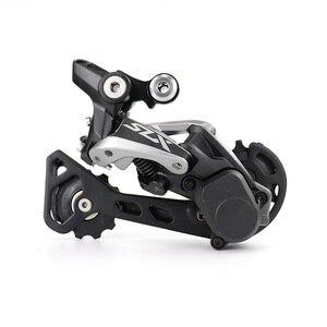 Image 4 - Shimano 2020 Nieuwe M5100 Slx M7000 Groepset 1X11 Speed Mountainbike Bevat Versnellingspook Achter Dearilleur Cassette Ketting 11 S