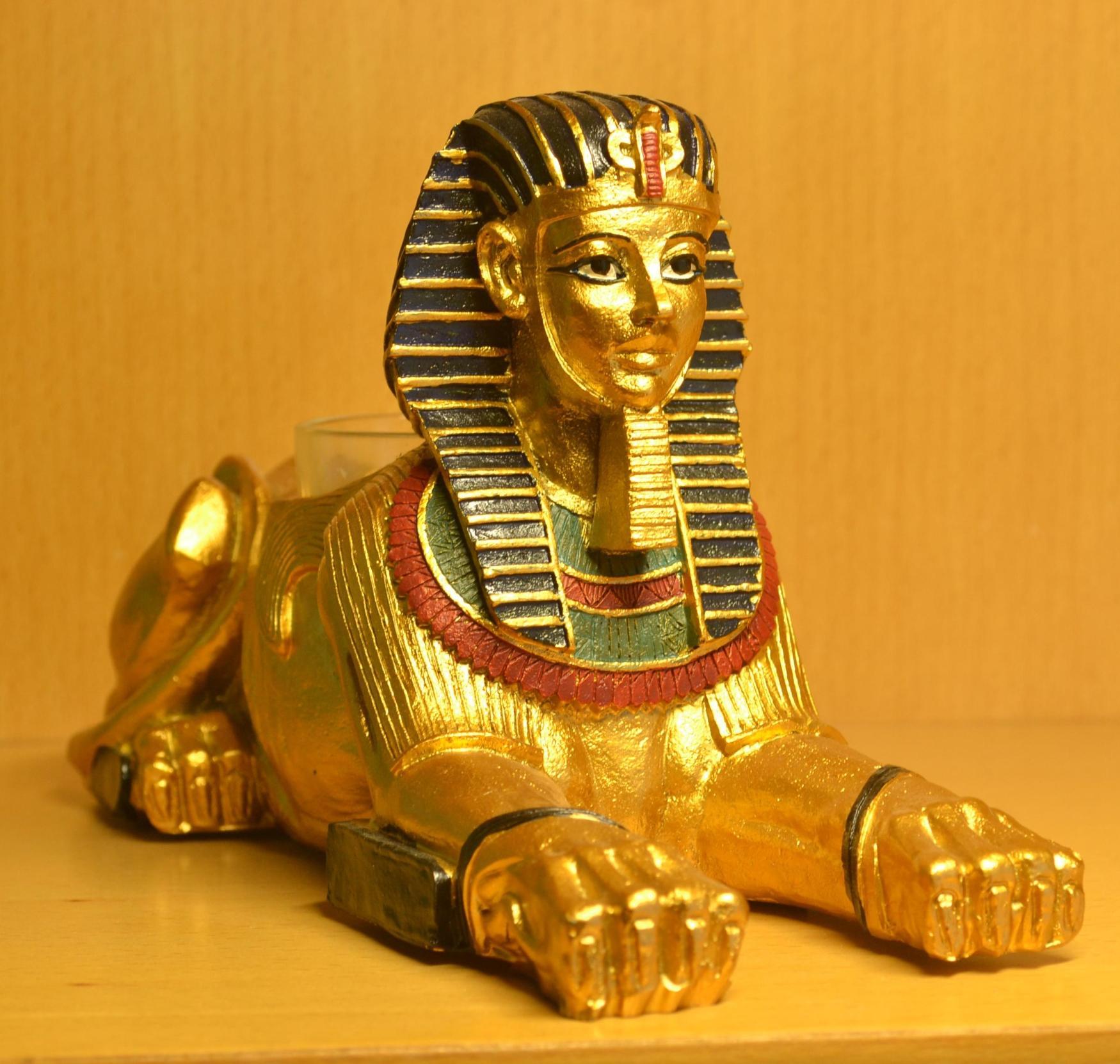 египтяне сфинкс