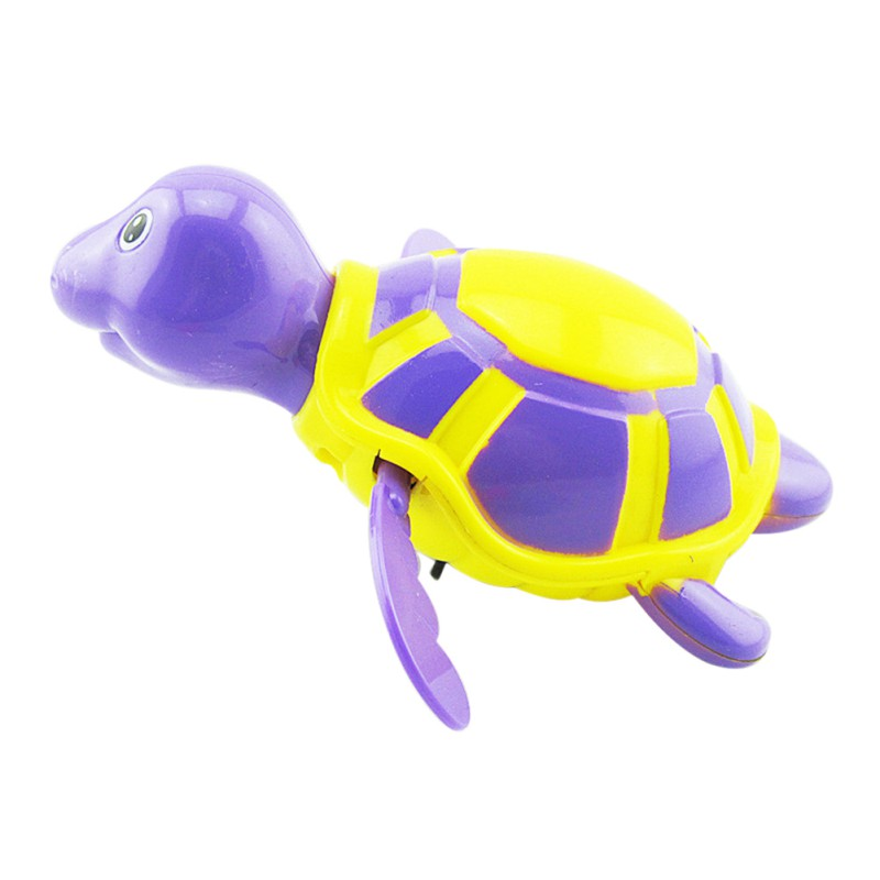 Baby-Bath-Toy-Swim-Bath-turtle-Floating-Water-wound-up-chain-Baby-Children-Classic-Toys-Random-Color-5