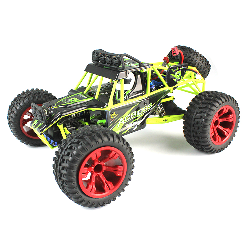 Buggy Plastic Tires for Wltoys 12428 FY03//05 BG1513 1//12 Off-Road Pack of 2