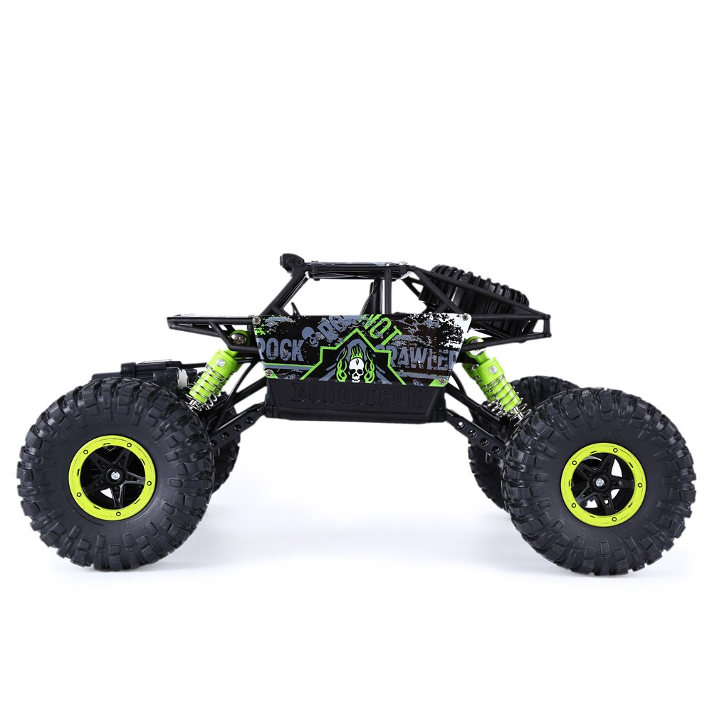 aliexpresscom buy rc car 24g rock crawler car 4 wd monster truck 118 off road vehicle buggy electronic model toy from reliable rc car suppliers on