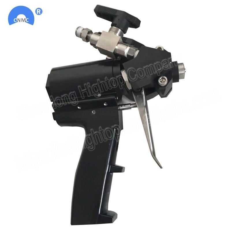 Trasporto libero In Poliuretano PU Schiuma pistola a spruzzo P2 Aria di Spurgo Pistola A Spruzzo