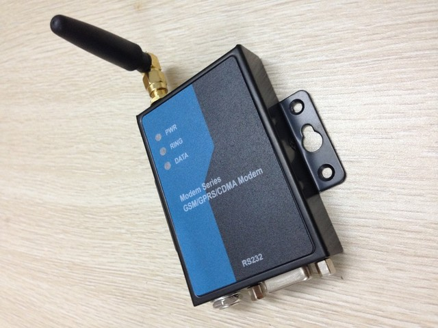 Wireless RS232 interface gsm/gprs modem mc55i