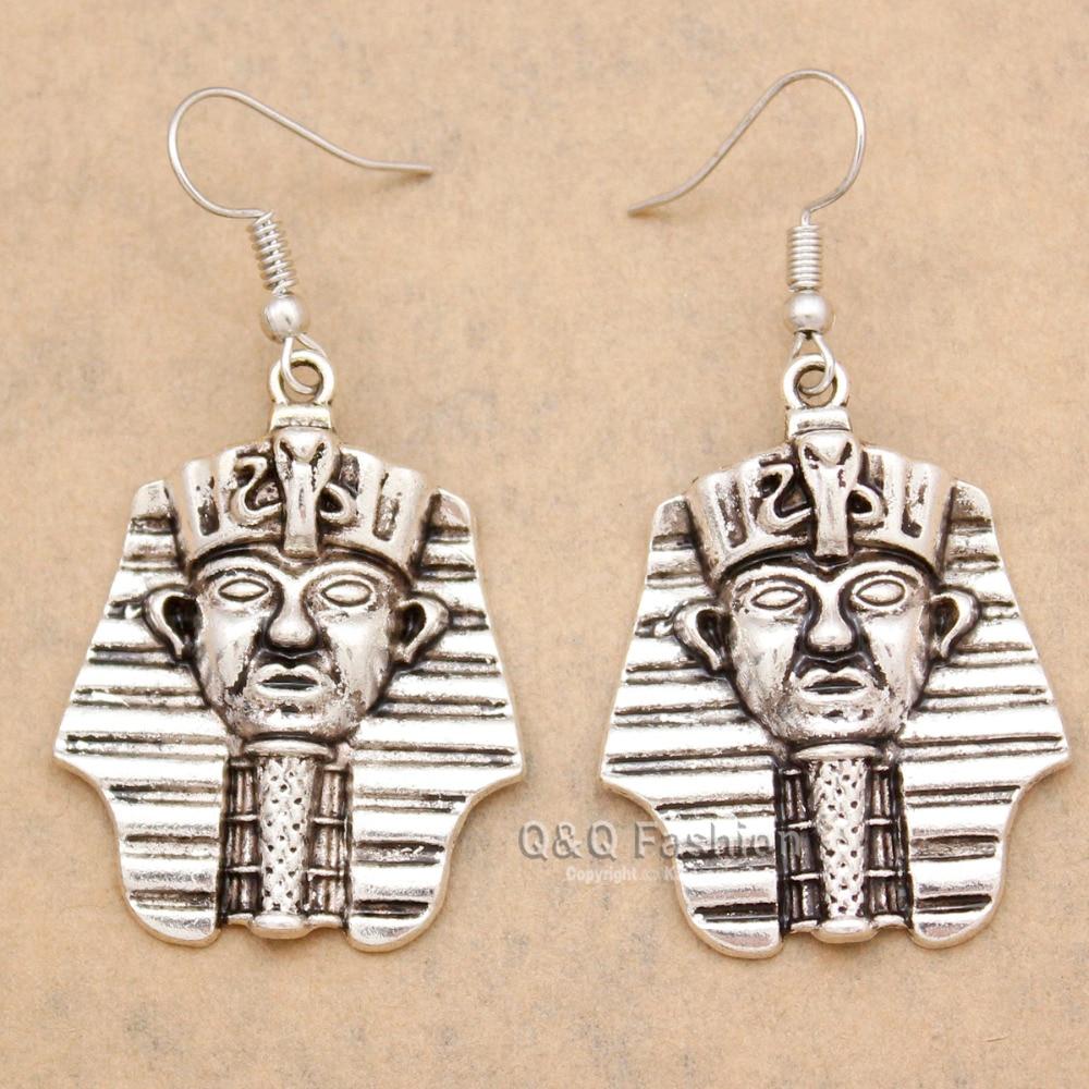 Antique Silver LADYBIRD Earrings On Sterling Silver Hooks FREE Gift Bag GARDENER