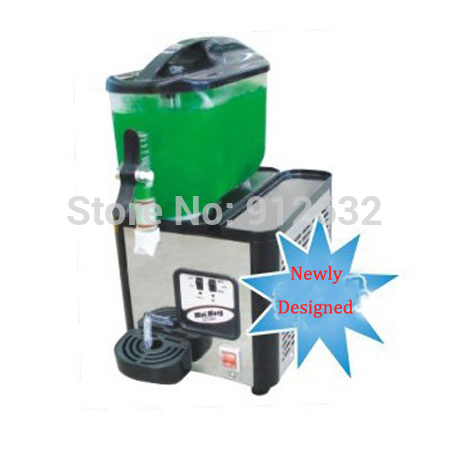 Mini Single Tank 6L Slush Machine, Freeze Slush Machine Supplier
