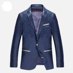 New fashion suit collar men s leather jackets high grade single breasted casual leather jacket men.jpg 250x250