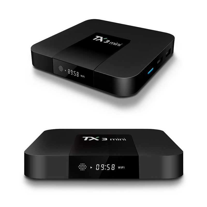 TX3 Mini Amlogic S905W Android 7.1 Tv Box Europe grèce IPTV 5700 + chaînes 7000 + VOD pour Smart TV m3u Android TVIP Stalker