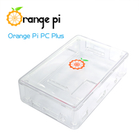 Orange Pi ABS Transparent  Case for Pi PC Plus not for Raspberry Pi