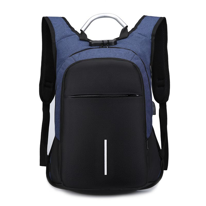 Brand USB Charging Male Backpack Anti theft Laptop business Backpack Bag Women school bag Mochila for men Male Female in Backpacks from Luggage Bags