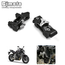 Motorcycle Tensioners Catena For Yamaha MT-07 MT07 2013-2018 FZ-07 fz07 2015-2018 CNC Rear Axle Spindle Chain Adjuster Blocks