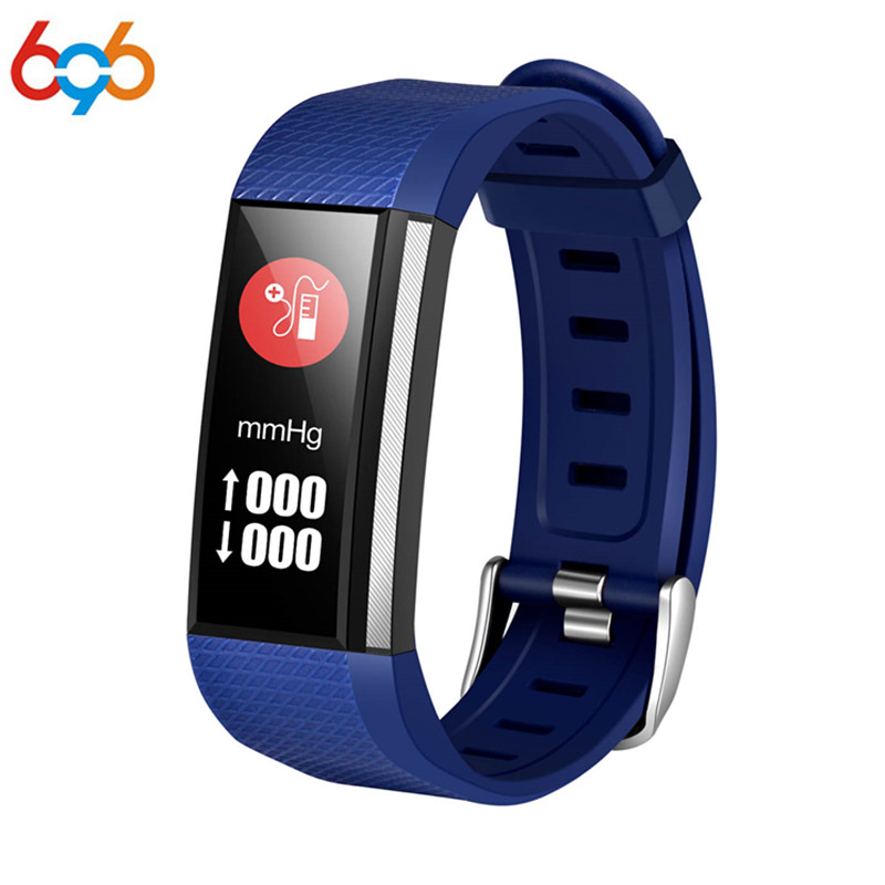 696 Hot smart Bracelet M200 health bracelet blood oxygen heart rate monitoring Bluetooth ...