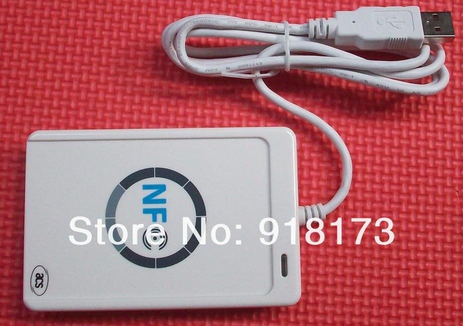 USB ACR 122U NFC kontaktløs smart ic Kortlæser og forfatter - Sikkerhed og beskyttelse - Foto 5
