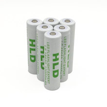 10pcs 18650 Rechargeable Battery 12000mah 3.7V(Not AA/AAA battery) Li-ion Battery for Led Flashlight Battery 18650 4pcs 18650 3 7v 12000mah safe rechargeable li ion battery for led torch flashlight red shell low reoccurring operation