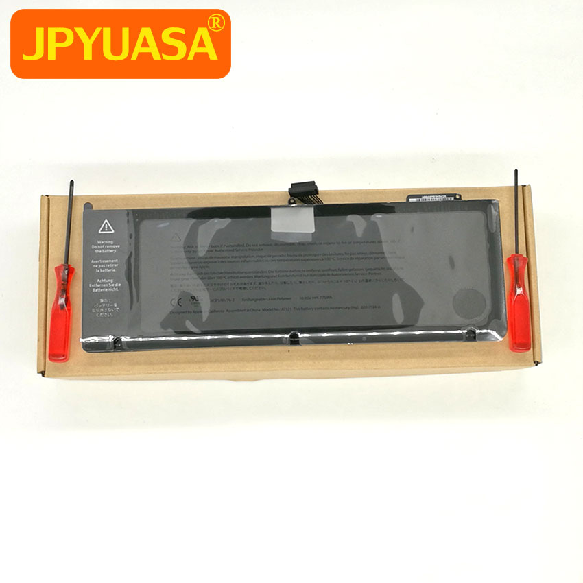 New A1321 Battery 020-7134-A For Macbook Pro 15 inch A1286 Mid 2009 Mid 2010 10.95V 77.5Wh все цены