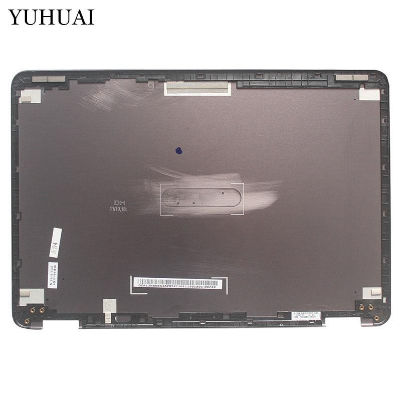 Laptop LCD Back Cover for ASUS UX360 Series UX360CA UX360UA 13NB0BA1AP0501 A shell Silver/Gray цена и фото