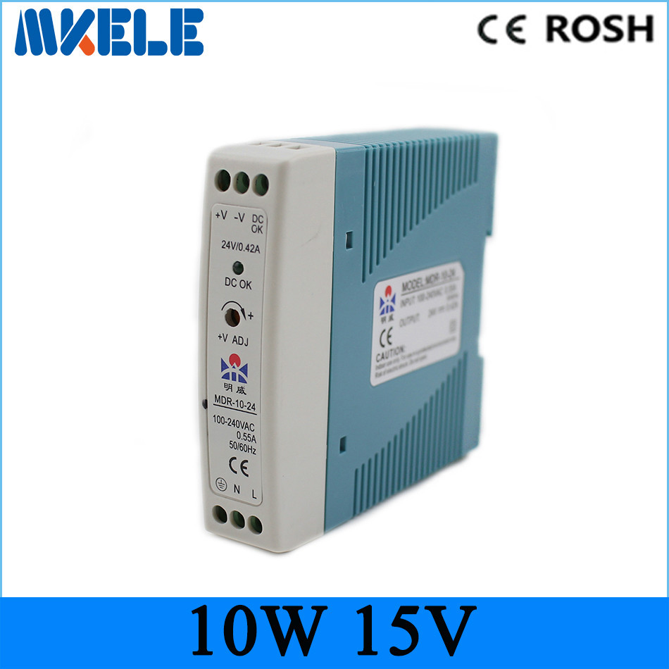 Mdr-10-12 New type single output Din Rail Type switching power supply 0.84a 12v Power Supply mini Size with Ce Approved mdr 10 5 din rail switching power supply mini size 10w 2a 5v ac dc power supply with ce